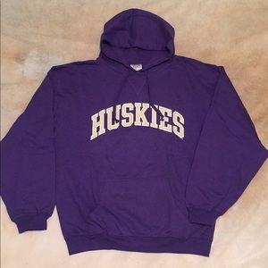 Washington Huskies Football Team Hoodie